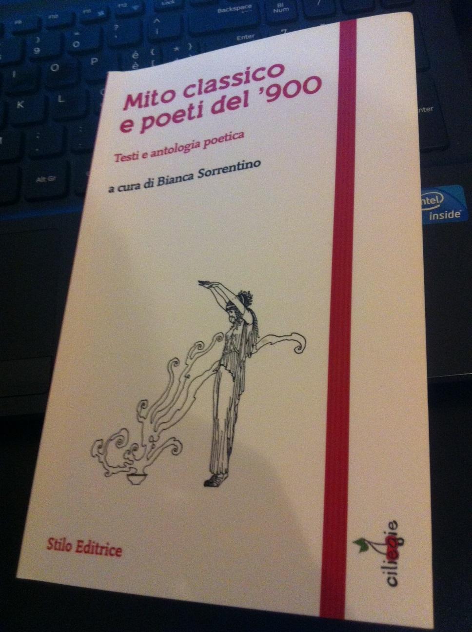 Bianca Sorrentino, Mito classico e poeti del '900