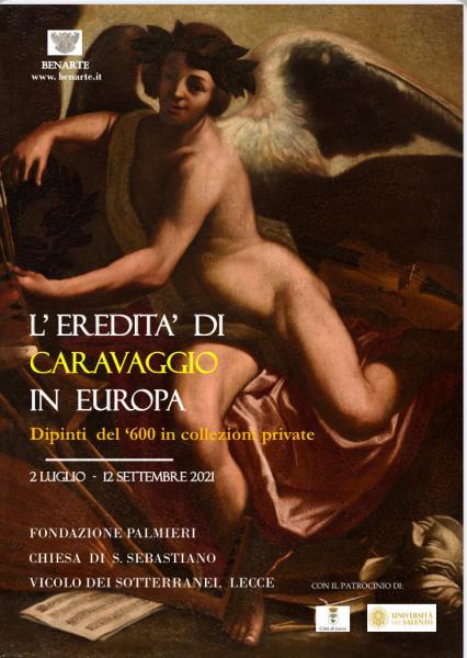 L'eredità di Caravaggio, a Lecce